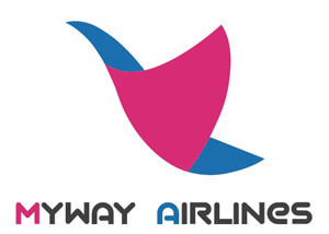 myway airlines 2017 logo
