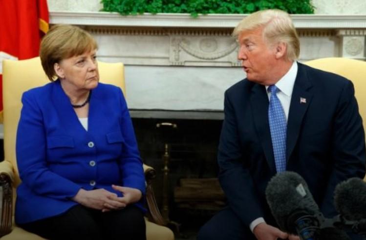 Германия согласилась покупать газ у США — WSJ