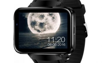 Smart Watch LEM black x