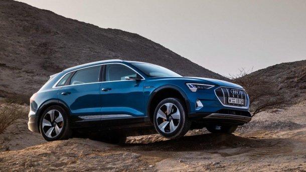 Audi e-tron стал первым электромобилем, получившим высшую награду за безопасность 2019 TOP SAFETY PICK+